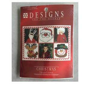 Designs for the Needle Counted Cross Stitch Kit